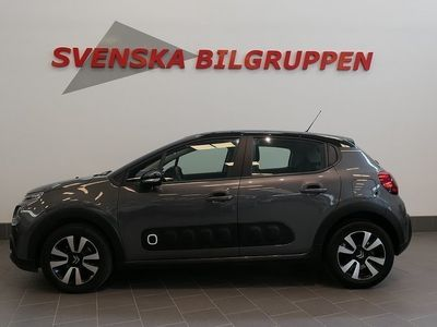 begagnad Citroën C3 1.2 PureTech EAT Euro 6 Aut Bt Pdc S+V-hjul