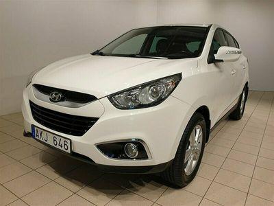 begagnad Hyundai ix35 2.0 CRDi 136hk Comfort Drag