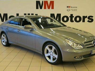 begagnad Mercedes 300 CLS Benz7G-Tronic UNIK 2010, Sportkupé Pris 169 900 kr