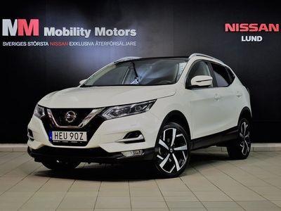 """begagnad Nissan Qashqai dCi 150 4WD Design Pack 19""""   Tillfälle"""
