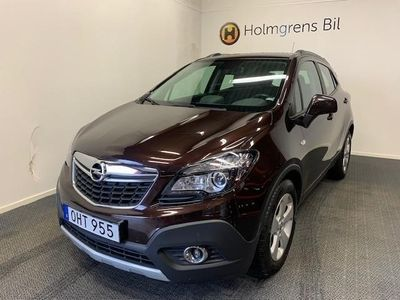 begagnad Opel Mokka 1.4T Enjoy 140hk Pluspaket
