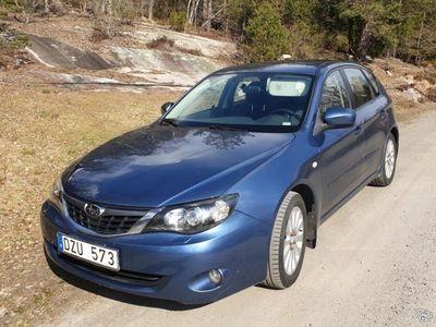 used Subaru Impreza 2.0 4WD, 150hp -08