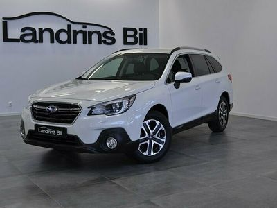 begagnad Subaru Outback 2.5 4WD Ridge Demo Dragkrok 175hk