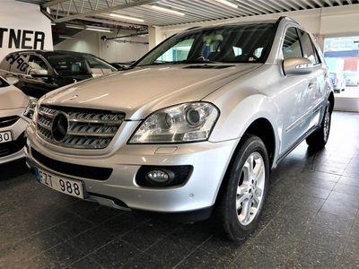 begagnad Mercedes 320 ML Renoverings Objekt /4MA