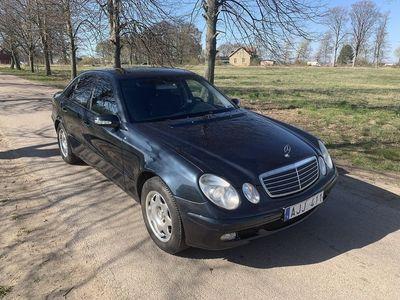 brugt Mercedes 240 E-Klass5G-Tronic, Automat. 177hk