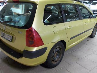 begagnad Peugeot 307 XS 2,0 Kombi 2003, Halvkombi 7 400 kr