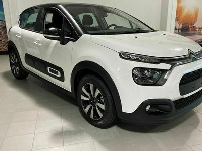 begagnad Citroën C3 82 HK SHINE FULLUTRUSTAD