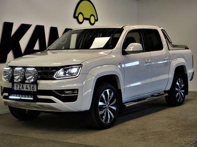 begagnad VW Amarok 3.0 TDI | 4M | Aventura | S&V-Hjul (224hk)