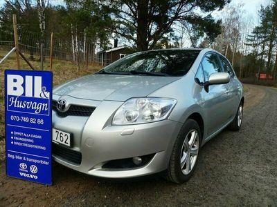 begagnad Toyota Auris 5D 1.6 VVT-i NYBES/ACC/FIINANS/INBYTE/BRA SKICK