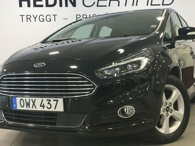 begagnad Ford S-MAX 2.0 TDCi Powershift, 7-sits, 180hk