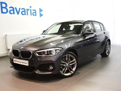 begagnad BMW 120 d xDrive 5-door M Sport Connected Innovation Parking
