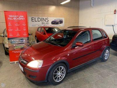 begagnad Opel Corsa 5-dörrar 1.2 Twinport 80hk Låg mil -06