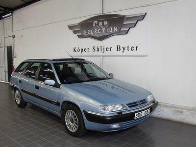 begagnad Citroën Xantia 2.0 HDI TOPPSKICK 2001, Personbil 29 900 kr