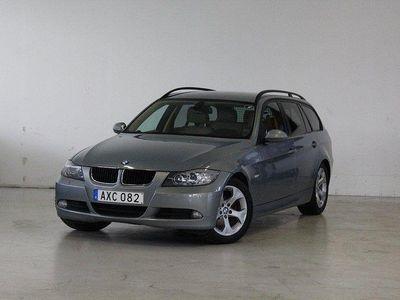 begagnad BMW 320 d Touring Automat Advantage, Comfort