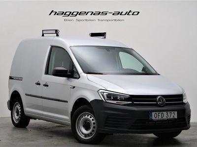 begagnad VW Caddy Panel Van 2.0 TDI / DSG / Drag / PDC