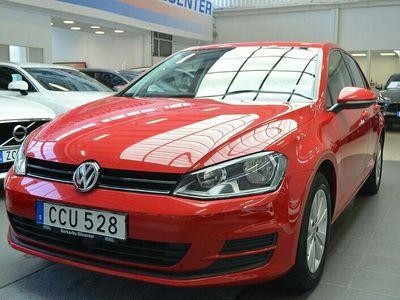 begagnad VW Golf 5-dörrar 1.2 TSI DSG Style 2016, Halvkombi Pris 129 900 kr