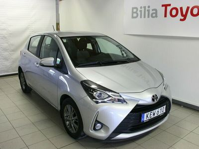 begagnad Toyota Yaris 1.5 Active 5d Vinterhjul
