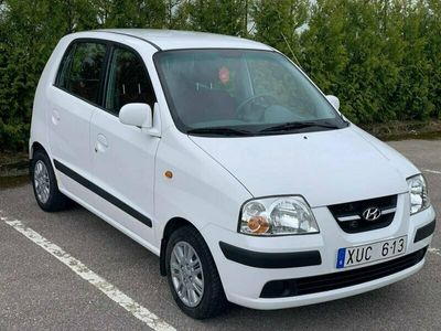 begagnad Hyundai Atos 1.1 A4