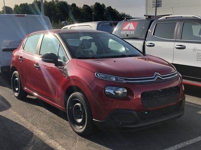 begagnad Citroën C3 1.2 VTi Euro 6 82hk Live
