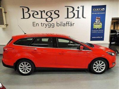 begagnad Ford Focus 1.5 TDCi EURO 6 / 1 ÄGARE