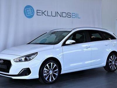 begagnad Hyundai i30 1.4 Kombi Limited 140hk Kampanj!