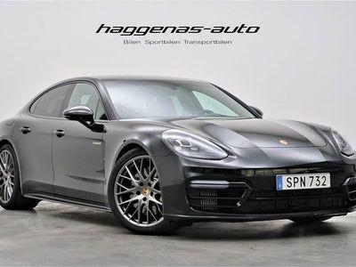 begagnad Porsche Panamera 4 E-Hybrid / Sport Design / MOMS