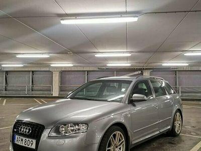 begagnad Audi A4 AVANT 2.0 TDI Q