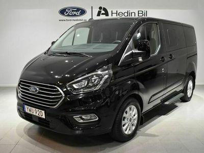 begagnad Ford Custom Tourneo Phev 120 hk Titanium 9 - sits