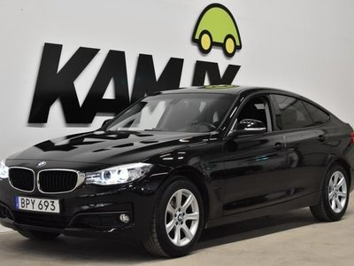 begagnad BMW 320 Gran Turismo d xDrive Stept Drag 184hk