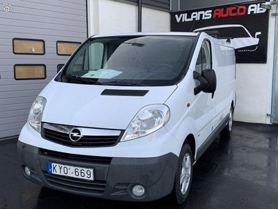 used Opel Vivaro Van 2.0 dCi 115hk -11