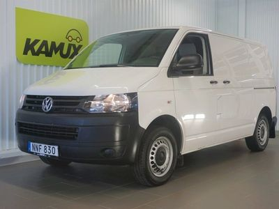 begagnad VW Transporter T5 2.0 TDI 4M Comfort (140hk)