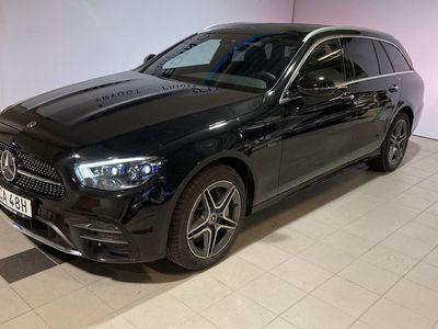 begagnad Mercedes E300 - Benz4MATIC KOMB / / AMG / / 360 KAMERA / / DRAG