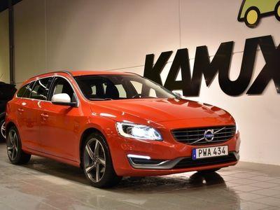begagnad Volvo V60 D4 Aut 181hk Navi Nybytt kamrem