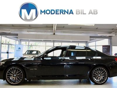 begagnad BMW 740 D XD M-SPORT 21TUM SE-SPEC