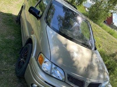 begagnad Chevrolet Trans Sport 3.4 V6 familjebil