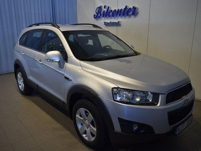 used Chevrolet Captiva 2.2 VCDi 4WD Automat 7-sits -12