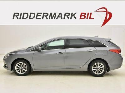 brugt Hyundai i40 cw 1.7 CRDi 141hk Nyservad