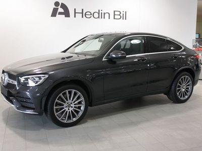 begagnad Mercedes 200 GLC4MATIC COUPÈ