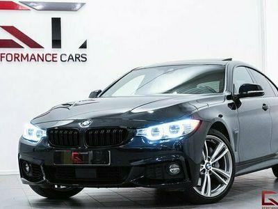 begagnad BMW 440 i M-Sport xDrive Gran Coupé Innovation Se Spec 2016, Sportkupé Pris 379 900 kr