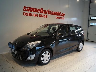 begagnad Renault Grand Scénic 1.6 dCi BOSE 7-sits 130h -12