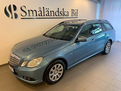 begagnad Mercedes E220 CDI BlueEFFICIENCY 170hk