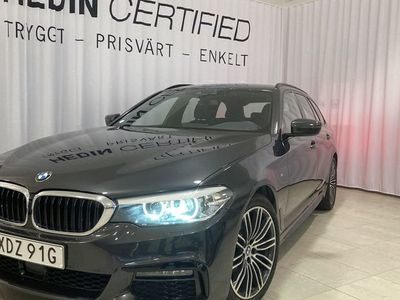 begagnad BMW 520 D XDRIVE M - SPORT