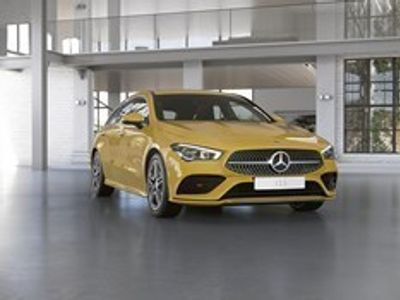 begagnad Mercedes CLA180 Shooting Brake AMG Line