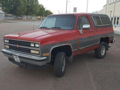 gebraucht Chevrolet Blazer V8 5,7 -89