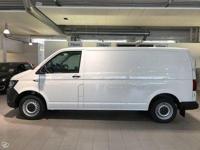 begagnad VW T6 SKÅP TRP SKÅP 150HK TDI 4M 340 -18