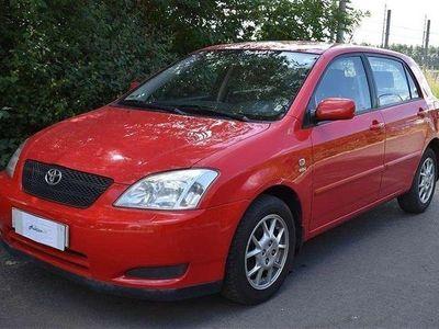 begagnad Toyota Corolla 5-dörrars Halvkombi 1.6 VVT-i