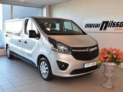 begagnad Opel Vivaro Combi L2H1 9-sitsig -16