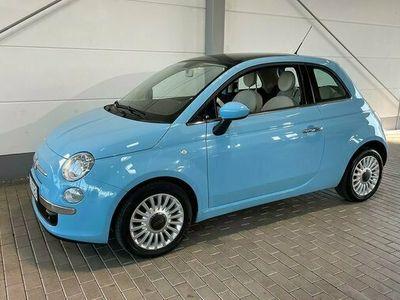 begagnad Fiat 500 1,2