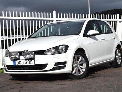 begagnad VW Golf 5-dörrar 1.4TSI Nyservad, Nyb