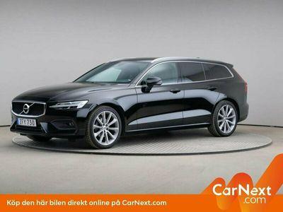begagnad Volvo V60 D4 Momentum Pro Edition Aut Voc Teknikpkt H&k